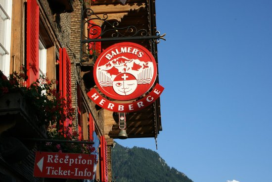 Balmer's Hostel : Balmer's in Interlaken