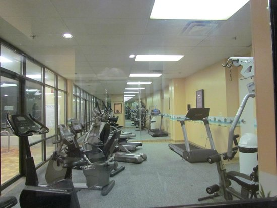 The Palace Resort : Exercise room