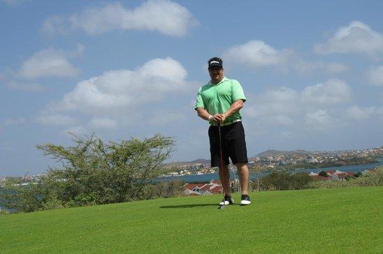 Santa Barbara Beach & Golf Resort, Curacao: Golf Course