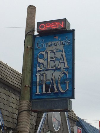Gracie's Sea Hag : ��