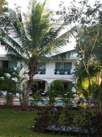 Sandos Playacar Beach Resort : Sandos hacienda