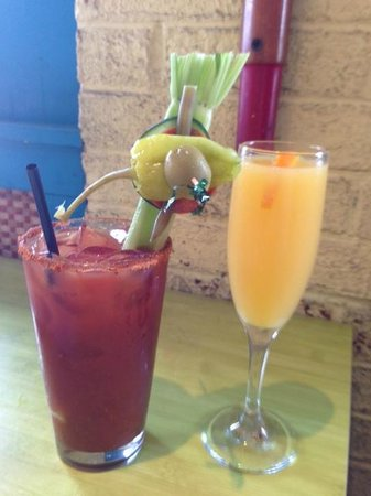 Noisy Oyster Seafood Restaurant: $4 Bloody Mary/$2 Mimosas