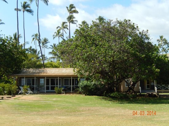 Waimea Plantation Cottages : Our wonderful bungalow