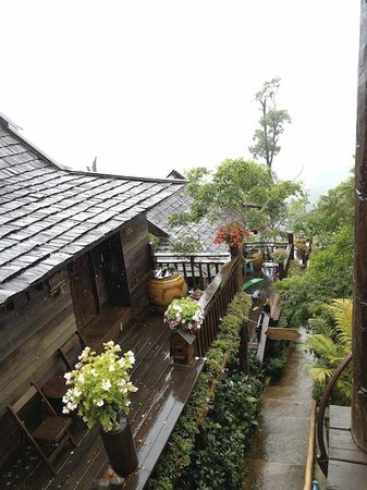 Mon Tawan Balcony