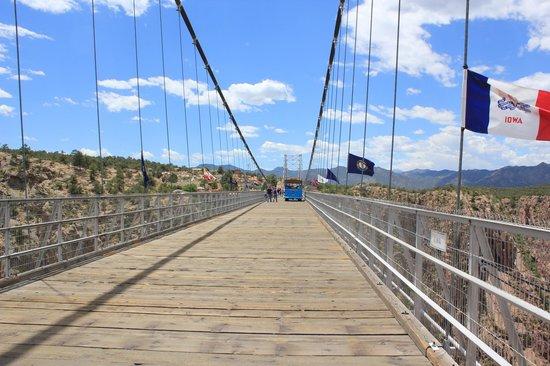 Royal Gorge Bridge and Park : Royal Gorge Bridge