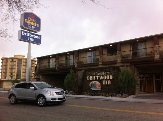 Best Western Driftwood Inn : Outside