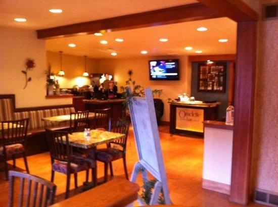 Best Western Driftwood Inn : Breakfast Area 1
