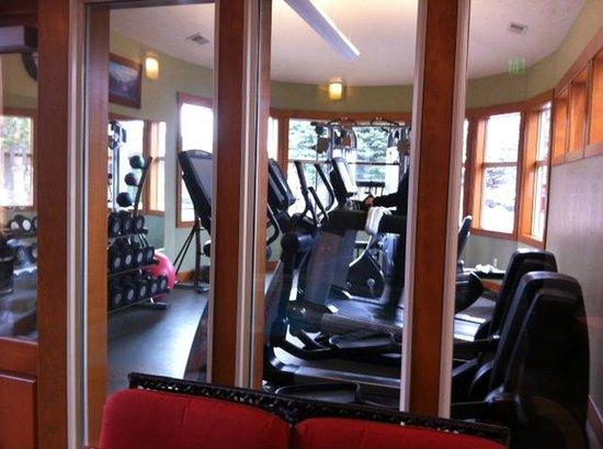 Best Western Driftwood Inn: Gym