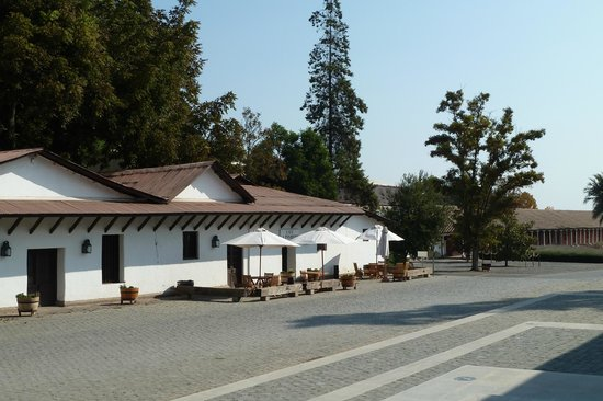 Santa Rita Winery: Das kleine Café