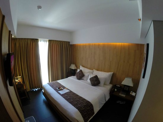 PING Hotel Seminyak Bali : RM 107 (Superior)