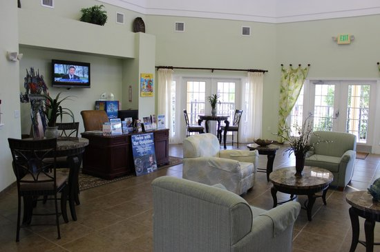 Caribe Cove Resort Orlando: Recepção