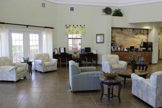 Caribe Cove Resort Orlando: Recepção do Resort