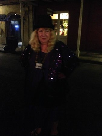 Witches Brew Tours: Cindy...