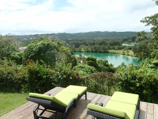 Mangoes Resort: view