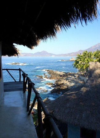 Pepes Hideaway: Room with a view-