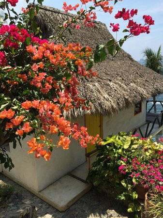 Pepes Hideaway: Our cabana-