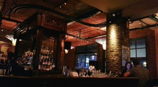 Tribeca Grill: The Bar