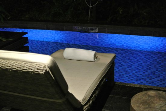 The Andaman, A Luxury Collection Resort : Private entrance to the pool from our room