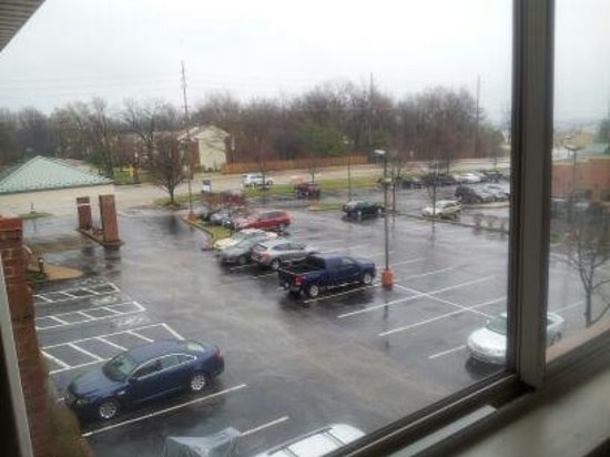 SpringHill Suites St. Louis Chesterfield: View from RM 335