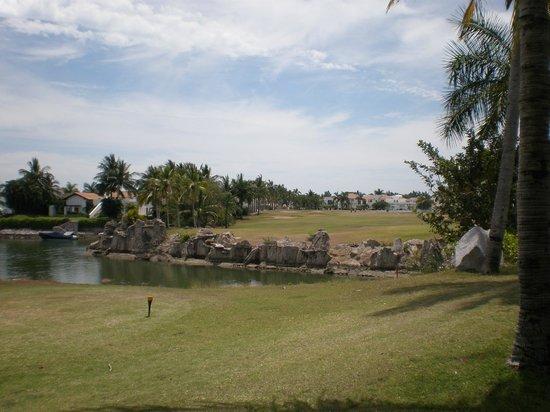 El Cid El Moro Beach Hotel: Golf course