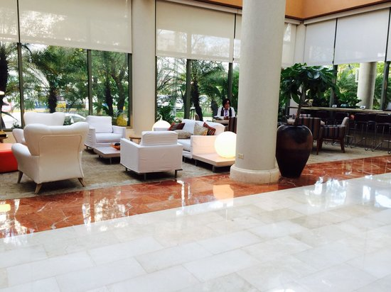 Doubletree by Hilton San Juan: Chill area
