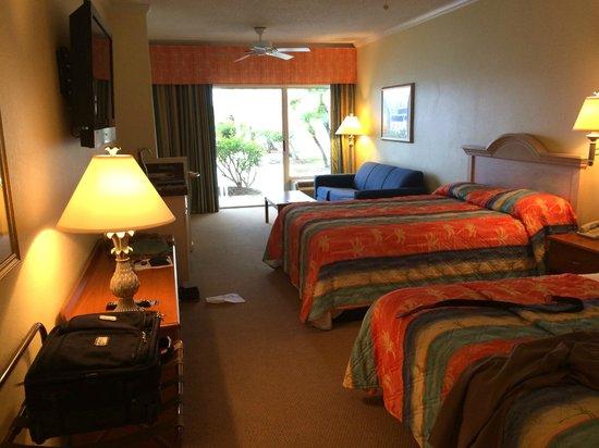 Jupiter Waterfront Inn: Room 110