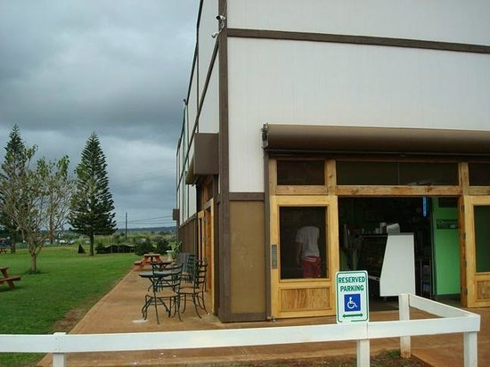 Green World Farms Coffee Shop Wahiawa Oahu Hawaii Picture Of