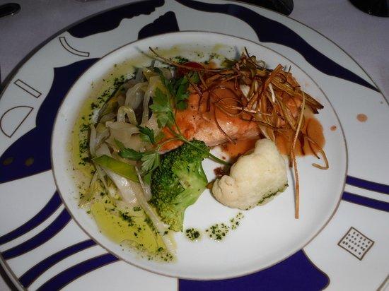 Grand Bahia Principe Coba : Repas au restaurant à la carte Pescador