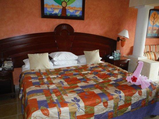 Grand Bahia Principe Coba : Notre chambre 33037