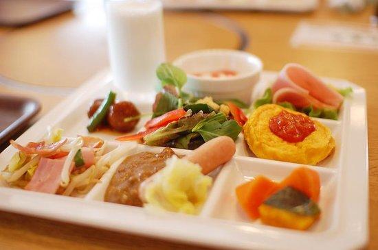 Ichinobo: なべ茶屋での朝食