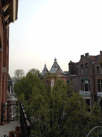 Hotel Van Gogh : Vista do quarto