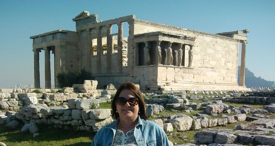 Acropole : Erecteion