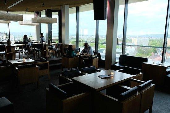 Dach-Cafe: Dachcafe Barbereich