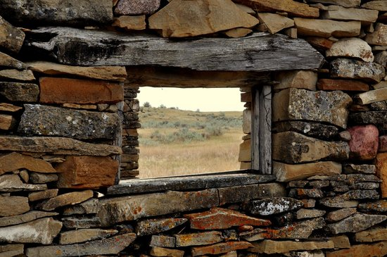 Fort Peck Reservoir: Window on the prairie.