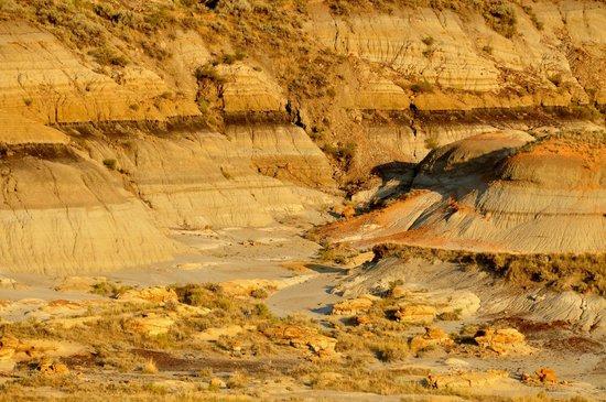 Fort Peck Reservoir: Badlands bliss.