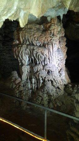 Oylat Cave : Allahın cc. Sanatı