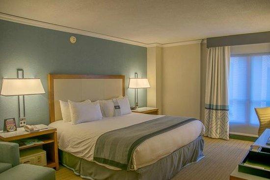 Loews Annapolis Hotel : Bedroom