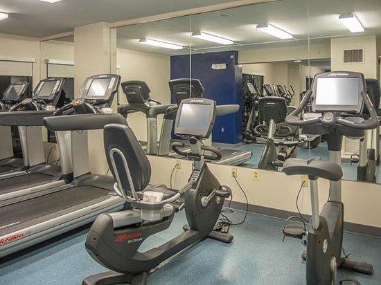 Loews Annapolis Hotel : Exercise room on second floor