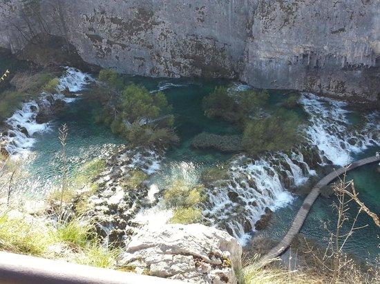 Plitvice Miric Inn: plitvice lakes!
