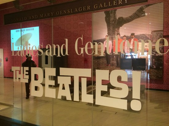 Lincoln Center for the Performing Arts: The Beatkes at the Lincoln center