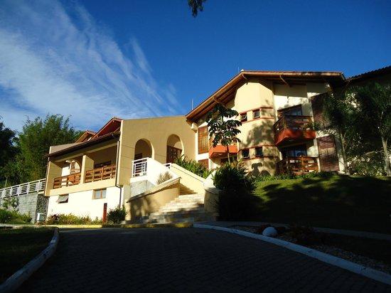 Hotel Sesc Cacupe: Apartamentos
