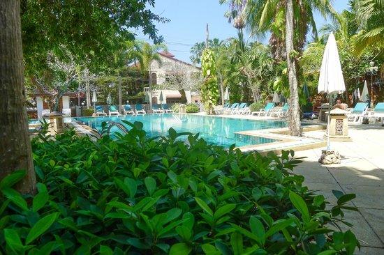 海灘家花園酒店