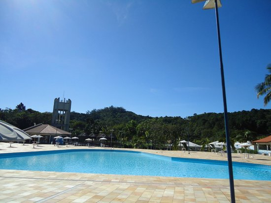 Hotel Sesc Cacupe: Piscina