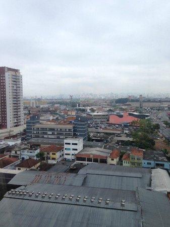 Mercure Sao Paulo Nortel: Vista da Zona Norte de SP