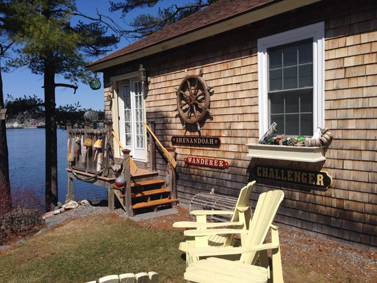 Sheepscot Harbour Village Resort & Spa: Cabin 403