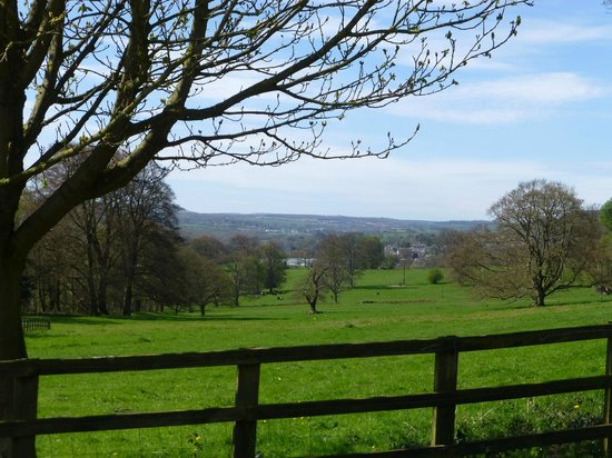 St Ives Estate: Some of the stunning views down the valley