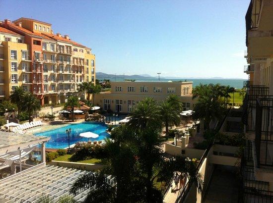 Il Campanario Villaggio Resort: uma vista maravilhosa