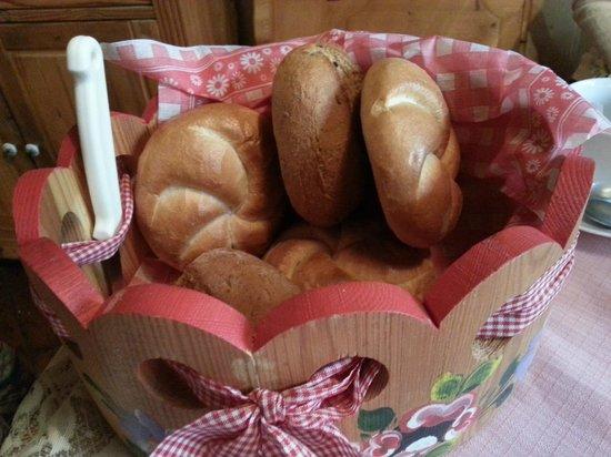 Steinerhof: bread basket