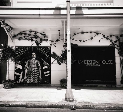 Mekong Quilts - Mekong Plus: Thủy Design House is going to open in Dong Khoi St. this May 2014