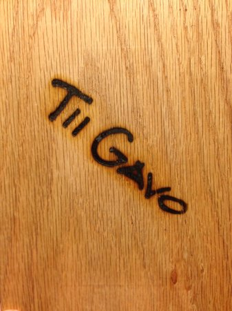 Tii Gavo: Nice!